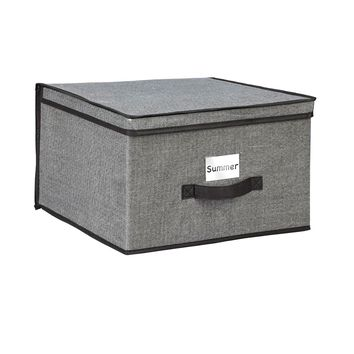 Storage Box - Jumbo - Grey
