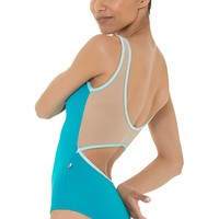 Veronique Mesh - Mesh Leotards - Personalized - Women - Yumiko Dancewear