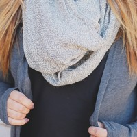 Forever Darling Infinity Scarf
