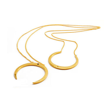 Madre Luna Gold Necklace