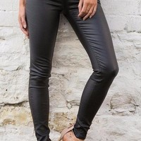 Cathalina Leather Pants