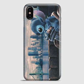 Stitch A Magical World iPhone X Case