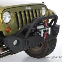 Smittybilt Carbine Front Bumper Jeep JK 07-current