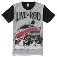55 Gasser ALL-OVER Print T's #3a All-Over Print T-shirt