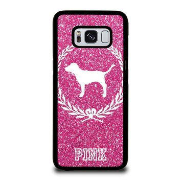 victoria s secret luxe dog samsung galaxy s3 s4 s5 s6 s7 edge s8 plus note 3 4 5 8  number 1