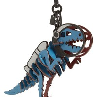 COACH 1941 Jetpack Rexy Leather Bag Charm | Nordstrom