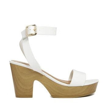 ASOS HARBOUR Heeled Sandals