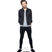 One Direction Louis Tomlinson Cardboard Standup