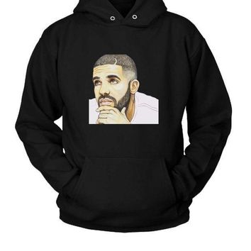 Drake Ovo Hoodie Two Sided