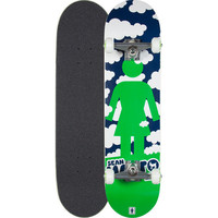 Girl Sean Malto Crail Clouds Full Complete Skateboard Multi One Size For Men 23496095701