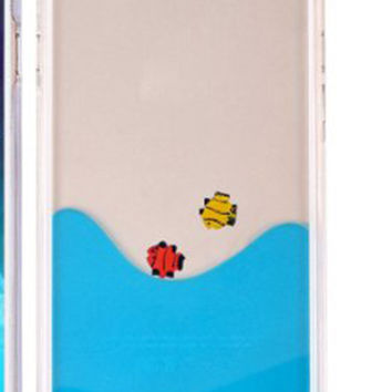 Aquarium Style Phone Case