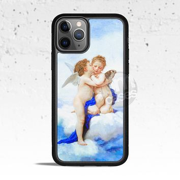 Cherub Angels Phone Case for Apple iPhone
