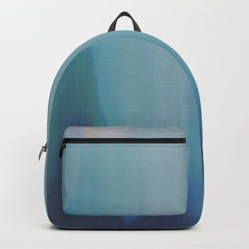 Cool Wave Backpack by duckyb