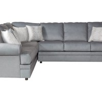 * CLAPTON BEAMER SECTIONAL LEFT (1 OF 2) PRICE REFLECTS LEFT SIDE ONLY – HOBO