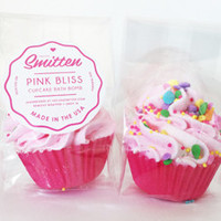 Mini Cupcake Bath Bombs