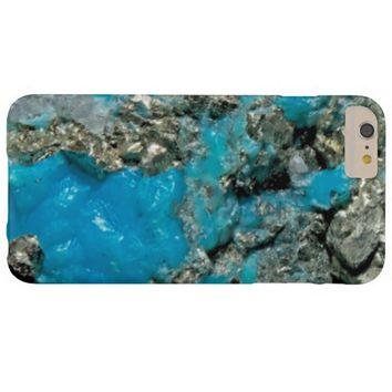 Natural Turquoise Stone Barely There iPhone 6 Plus Case