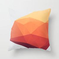 864.4 Throw Pillow by Three Of The Possessed