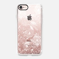 White iPhone 7 Capa by Li Zamperini Art | Casetify