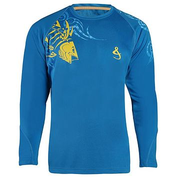Men's Tuna Tattoo Vented L/S UV Fishing Shirt