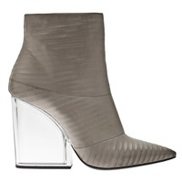 Vic Matie Leather Bootie
