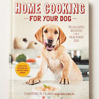 Anthropologie - Home Cooking For Your Dog