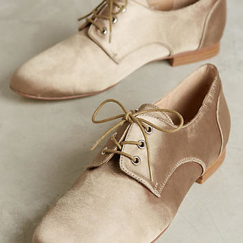 Billy Ella Satin Oxfords