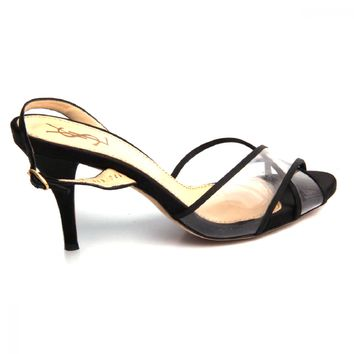 Yves Saint Laurent Womens Slingback Sandal