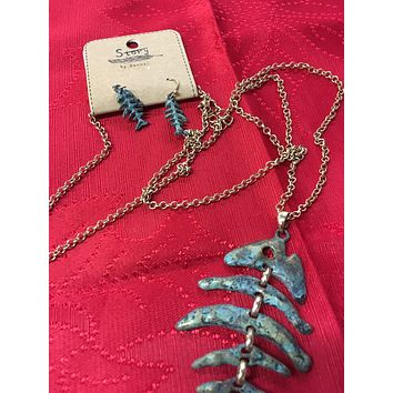 Oh So Nautical Necklace Set