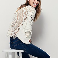 Free People Womens North Star Pullover