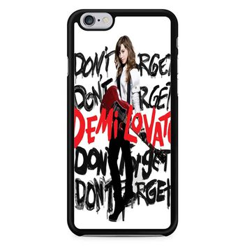 Demi Lovato 2 iPhone 6/6S Case