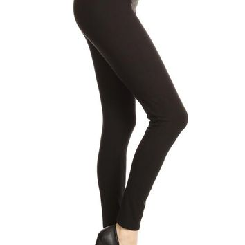 Mom Closet Staple Leggings- Brushed and Oh So Soft OS