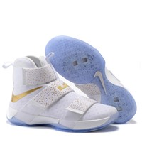 Nike Lebron soldier 10 Fashion Casual Sneakers Sport Shoes