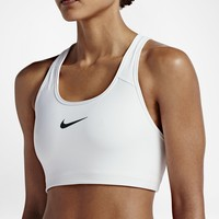 Nike Swoosh Women's Medium Support Sports Bra. Nike.com