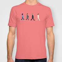 The Beatles T-shirt by Victor Trovo Afonso