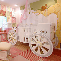 Fantasy Carriage Crib