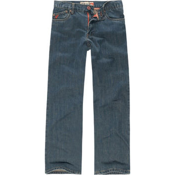Quiksilver Timberlake Boys Jeans Indigo  In Sizes