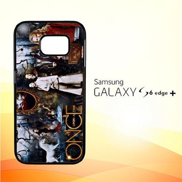once upon a time wallpaper Y0852 Samsung Galaxy S6 Edge Plus Case
