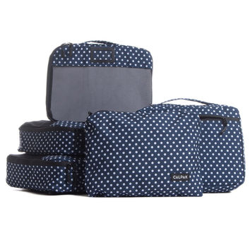 Packing Cube Set - 5 pieces - Dots