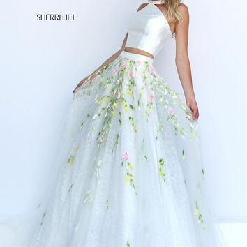 Sherri Hill 50196 Sherri Hill Prom Dresses Shop Z Couture for the latest Prom 2016 Dresses.