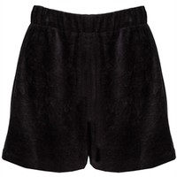Ruthie Shorts in Black | Related Apparel