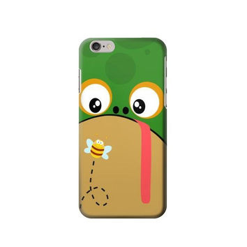 P2765 Frog Bee Cartoon Phone Case For IPHONE 6S