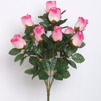 Morning Dew Rosebud Bush - Pink  BLOW OUT SALE !! 50% OFF