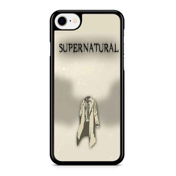 Supernatural - Castiel iPhone 8 Case