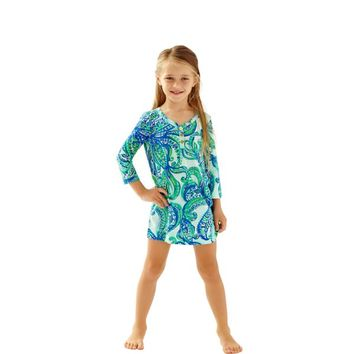 Girls Mini Palmetto Dress - Lilly Pulitzer