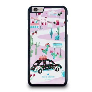 KATE SPADE NEW YORK ROAD TRIP iPhone 6 / 6S Plus Case Cover