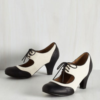 Vintage Inspired, 40s, Scholastic It's a Sure Fete Heel