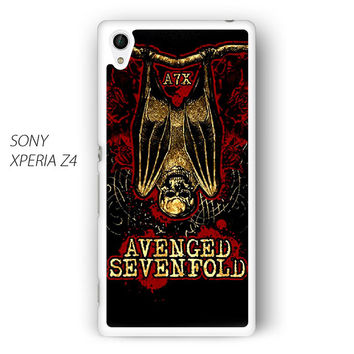 avenged sevenfold Logo Picture for Sony Xperia Z1/Z2/Z3 phonecases