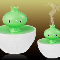 Pomegranate Design Mini USB Air Humidifier (Green)