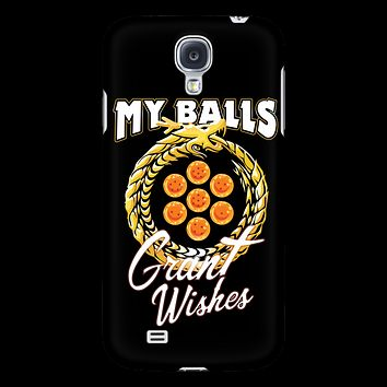 Super Saiyan - My Balls Grant Wishes -  Android phone Case - TL01081AD