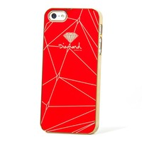 Diamond Supply Co. Lines iPhone 5 Snap-On Case | Caliroots - The Californian Twist of Lifestyle and Culture